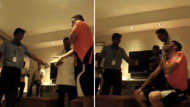 IPL 2018 Diaries: Team Sunrisers Hyderabad Pulls off an Epic April Fool's Prank on Bipul Sharma