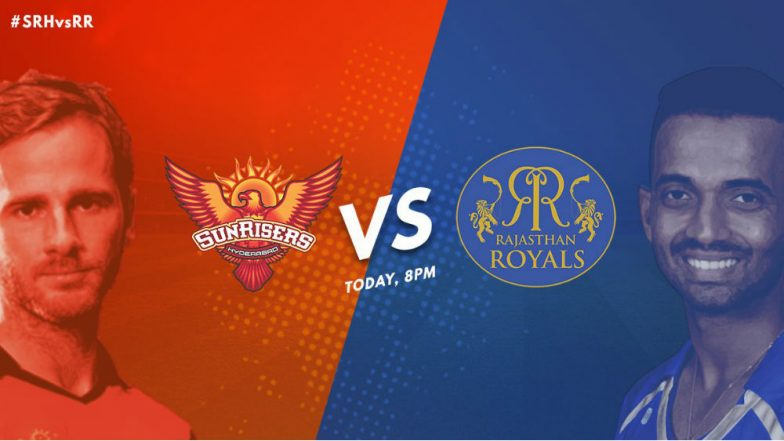 IPL 2018, Sunrisers Hyderabad vs Rajasthan Royals: Dhawan, Williamson flatten RR