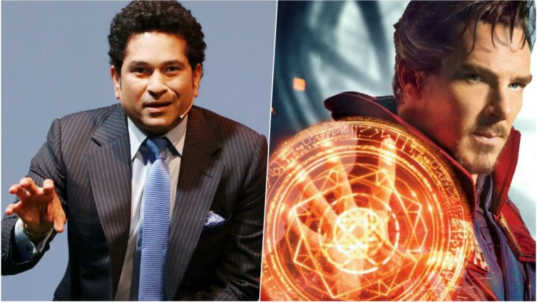 Benedict Cumberbatch: Sachin Tendulkar could play Doctor Strange