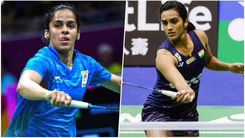 Saina Nehwal vs PV Sindhu in Women's Singles Badminton Finals India to Gold & Silver Medals at CWG 2018 on Sunday