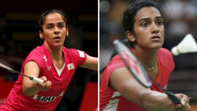 Saina Nehwal vs PV Sindhu Final Live Streaming: Time in IST and Live Telecast Details of All-Indian CWG 2018 Women's Singles Badminton Gold Medal Match