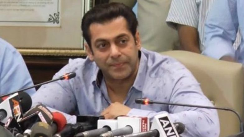 Salman Khan shared meal with Asaram Bapu?