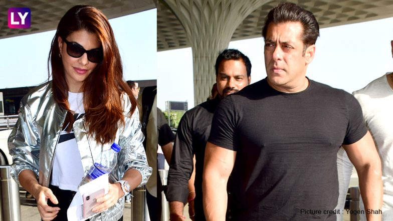 Salman Khan & Jacqueline Fernandez visit Kashmir for Race 3 shoot