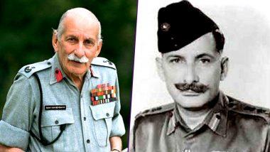 Remembering Field Marshal Sam Manekshaw on his Birth Anniversary