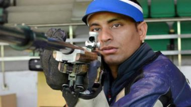 2020 Tokyo Games: Sanjeev Rajput Secures 8th Olympic Quota in Shooting