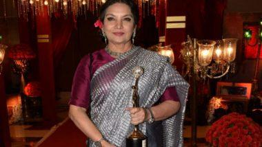 Shabana Azmi Nominated as Ambassador for Project Founded by Hillary Clinton