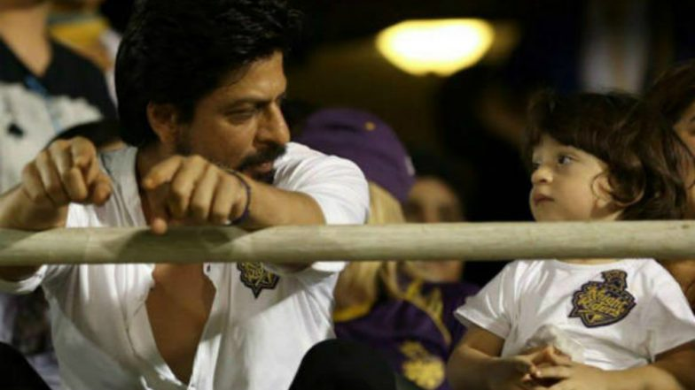 Ganesh Chaturthi 2018: Shah Rukh Khan's Son AbRam has a New Name for Lord Ganesh and it Is Super Cute - See Pic INSIDE