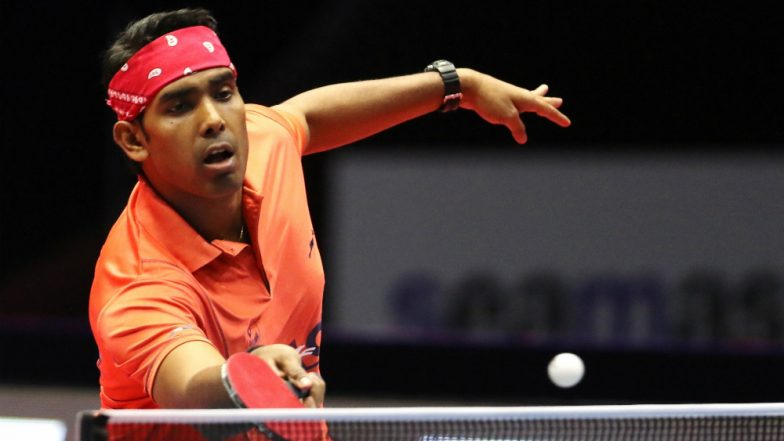 CWG: Achanta Sharath-Gnanasekaran Sathiyan clinch silver in men's doubles TT
