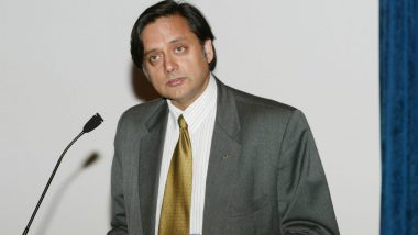 Lalochezia is the New Word From Shashi Tharoor's Dictionary: Its Meaning is a Common Condition Among Many Netizens