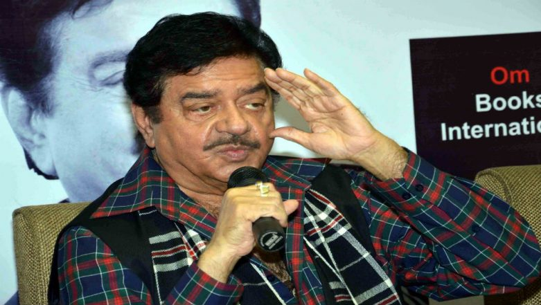 Shatrughan Sinhato Reveal on March 22 Which Party He is Joining, Confirms BJP Exit Before Lok Sabha Elections 2019