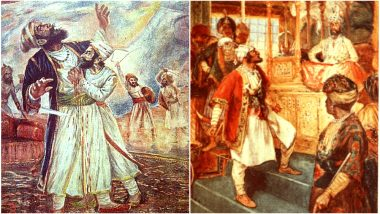 Chhatrapati Shivaji Maharaj 338th Death Anniversary Special: 10 Facts About The Great Indian Warrior King!