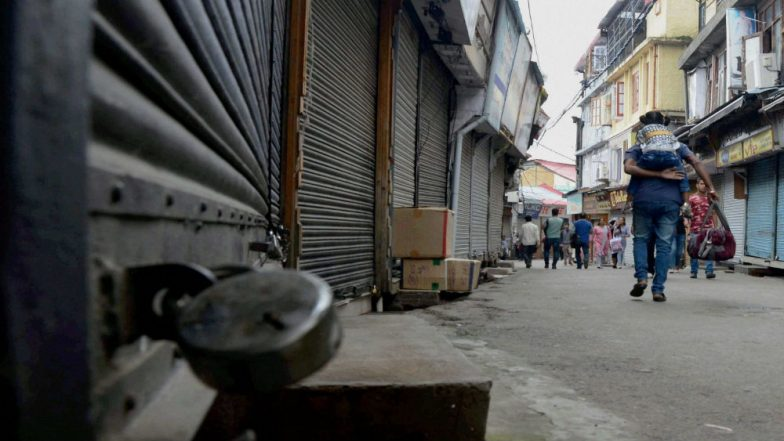 Separatist-called Shutdown Against the 'Continuing Killings of Civilians by the Indian Security Forces' Affects Life in Kashmir Valley