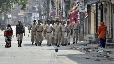 Assam: Curfew Extended for 10 More Days in Hailakandi, Internet Service Suspended