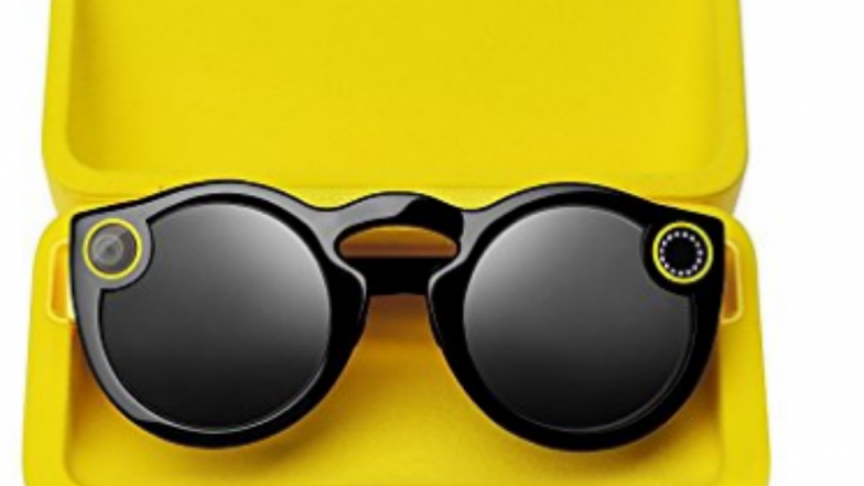 Snapchat Spectacles: Second Generation to be Out Soon, Confirms FCC
