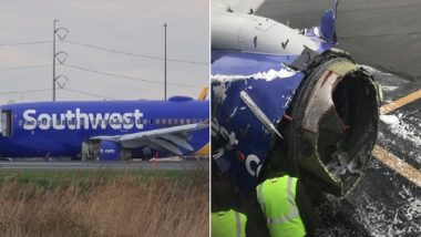 Mid-Air Tragedy: Female Passenger Gets Sucked Out of Southwest Plane Window After Engine Debris Cracks Window