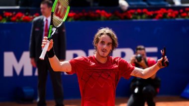 Stefanos Tsitsipas vs Jeremy Chardy, French Open 2021 Live Streaming Online: How to Watch Free Live Telecast of Men's Singles Tennis Match in India?