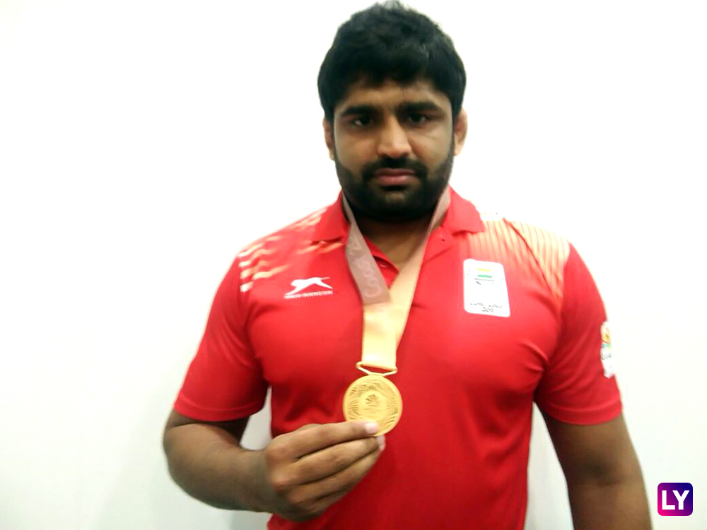 Sumit Malik Birthday: 6 Facts About the Commonwealth Games Gold Medallist Wrestler as He Turns 27