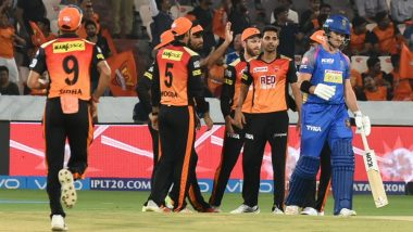 SRH vs RR Highlights IPL 2018: Sunrisers Hyderabad win by 9 Wickets
