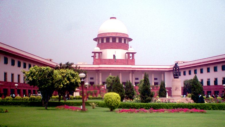 Supreme Court Notice to Centre on Fresh Plea Seeking to Decriminalise Gay Sex