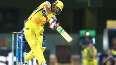 IPL 2018: Suresh Raina to Miss CSK's Next Two Matches Owing to Calf Muscle Injury
