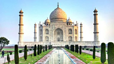 Taj Mahal Ranked 6th in World and 2nd in Asia's Top 2018 Landmarks, Here is the List of All Top 10 Landmarks