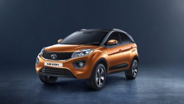 Tata Motors Clocks Milestone By Rolling Out 1 Lakh Nexon Compact SUVs From Ranjangaon Facility
