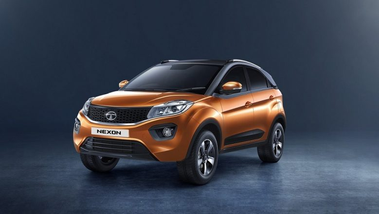 2018 Tata Nexon AMT Launched; Priced in India at Rs 9.41 Lakh