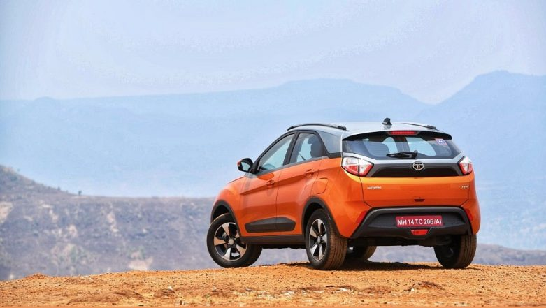 Tata Nexon AMT Booking Starts at Rs 11,000; Expected Price, Launch Date, Images, Interior & Specifications