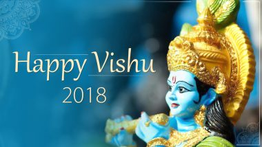 Vishu 2018 Greetings: GIF Images, Quotes, WhatsApp Messages, Facebook Status to Wish Kerala Happy New Year