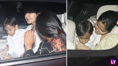 Katrina Kaif Loves Salman Khan's Nephew Ahil Sharma, These Pics are the Proof!