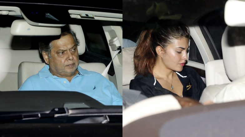 Salman Khan Convicted: Jacqueline Fernandez, David Dhawan, Arbaaz Khan - Celebs Who Rushed To Bhai's Residence After The Verdict