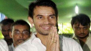 Tej Pratap-Aishwarya Rai Divorce: RJD Leader Visits Vrindavan Again, Says 'Want to Live in Peace'