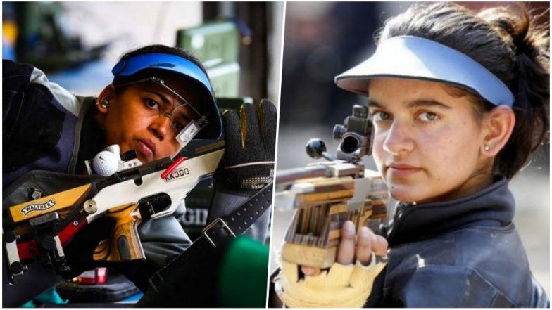 Tejaswini bags silver in womens 50m rifle prone