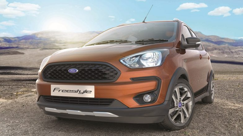 Ford Freestyle 2018 India Launch Likely on April 18; Expected Price, Bookings, Image, Features, Specifications & Variants