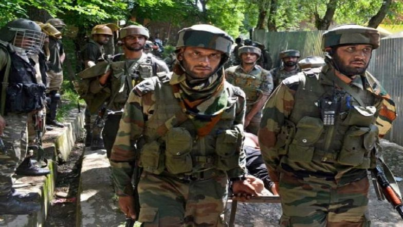 Encounter underway in J&K's Kulgam
