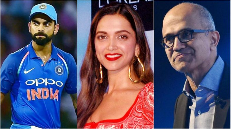 Kohli makes it to TIME's 100 most influential people
