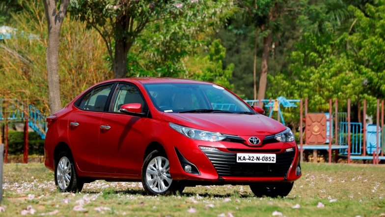 Toyota Yaris 2018 Pre-Bookings Open at Rs 50,000; India Launch Next Month