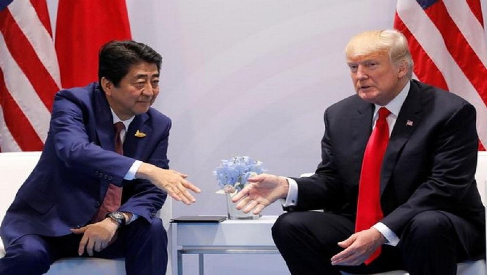 Donald Trump, Japan PM Shinzo Abe Hold Telephonic Talks, Discuss North Korea