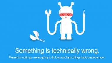 Twitter Goes Down Again! Users Unable to Retrieve, Send or Check Tweets Across the World