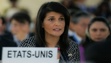 United States Withdraws From United Nations Human Rights Council Accusing it of a 'Chronic Bias Against Israel'