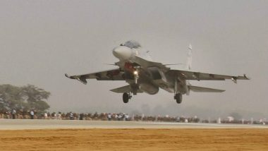 Pakistan Air Force Aircraft Crashes During Routine Training in Punjab Province, Pilot Ejects Safely