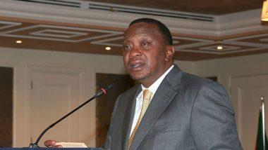 Gay Rights 'of no Importance' in Kenya, Says Uhuru Kenyatta