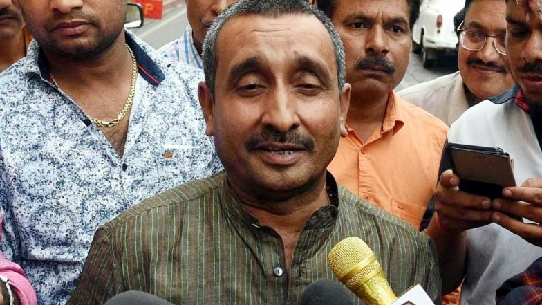 Unnao case: Kuldeep Singh Sengar shifted to Sitapur jail
