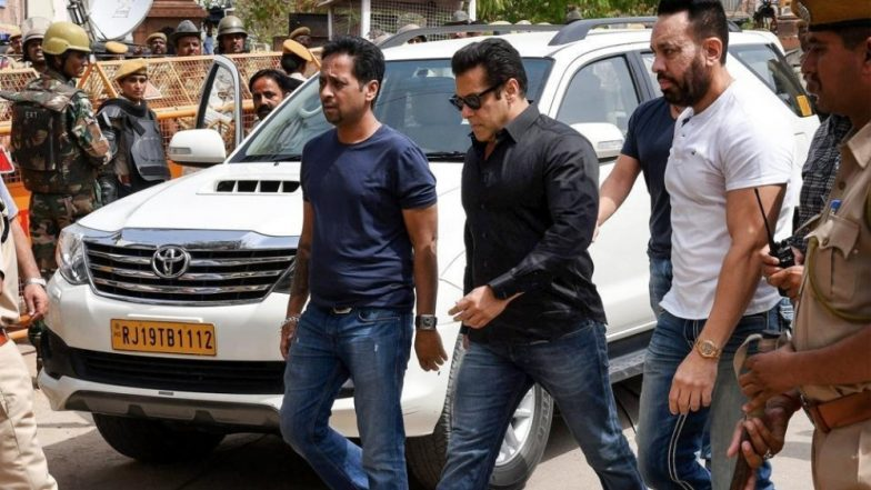 Salman Khan granted bail in blackbuck case; released from Jodhpur jail