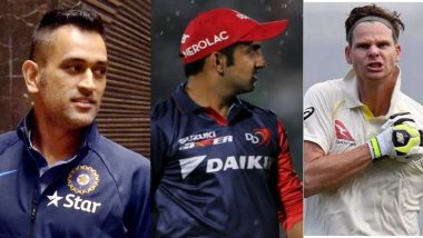 Gautam Gambhir Steps Down as Delhi Daredevils Captain: List of Skippers who Resigned in Between a Cricket Tournament