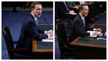 Mark Zuckerberg Testifies Before US Congress as Twitter Gets Amused by Extra Cushion on His Chair