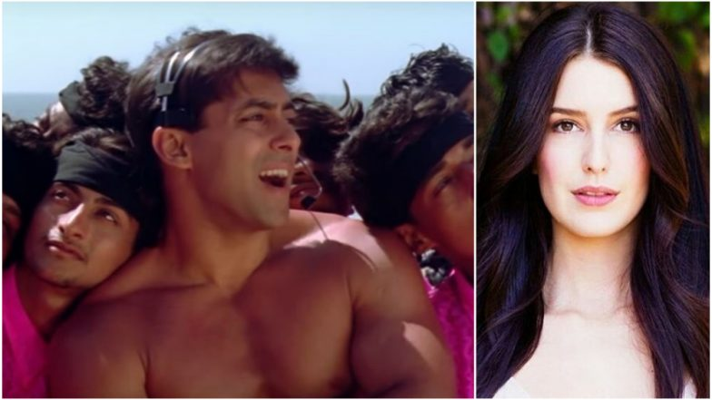 Salman Khan to recreate hit song 'Oh Oh Jaane Jaana'