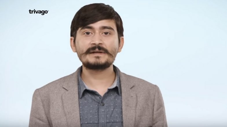 Who Is The Trivago Guy 5 Interesting Things About Abhinav Kumar