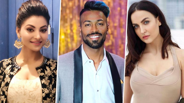 Who exactly is Hardik Pandya dating: Elli AvrRam or Urvashi Rautela?