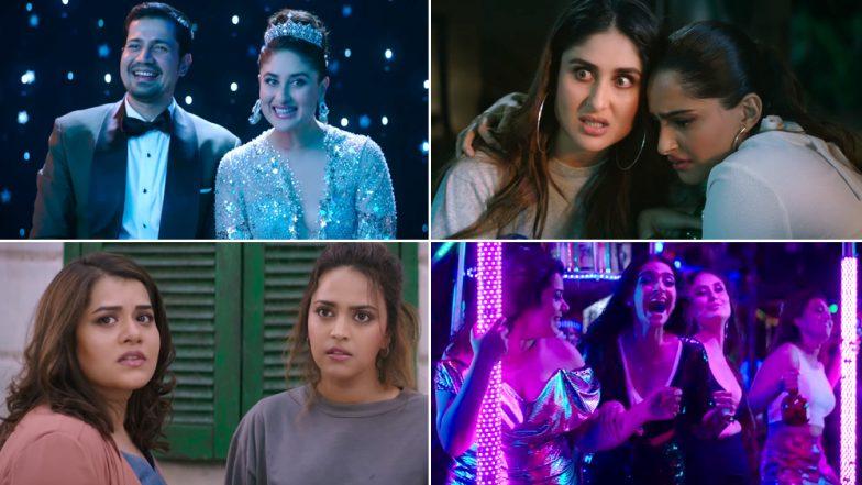 Veere Di Wedding Trailer.Veere Di Wedding Trailer Kareena Kapoor Khan Sonam Kapoor Swara